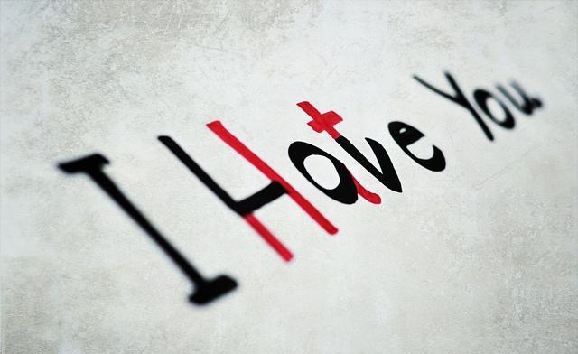Membenci untuk Mencinta?