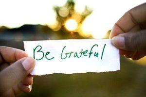 Belajar Menikmati Syukur