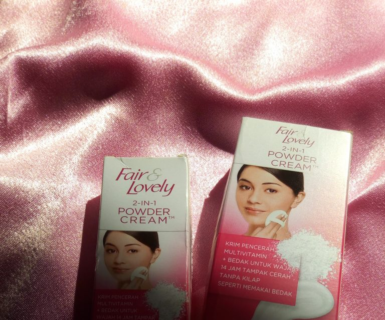 Honest Review Fair & Lovely 2-IN-1 Powder Cream