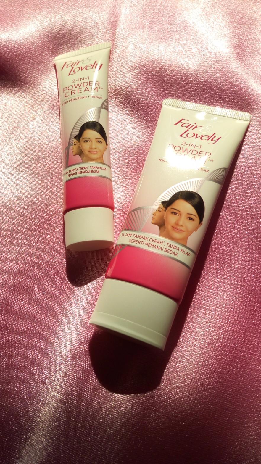Honest Review Fair & Lovely 2-IN-1 Powder Cream - Ludyah ...