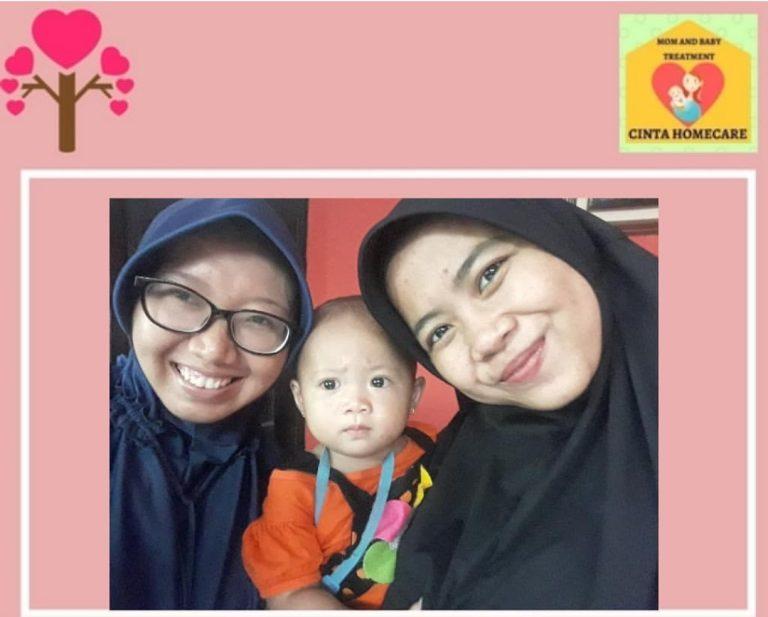 Nikmatnya Baby Treatment Bersama Cinta Homecare
