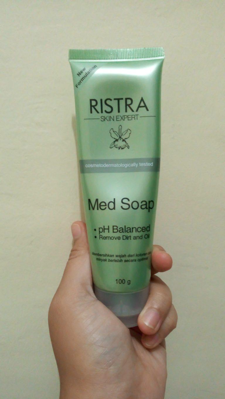 Honest Review Ristra Skin Expert Med Soap