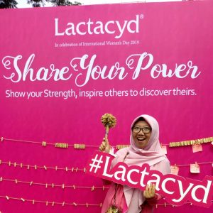 Share Your Power With Lactacyd