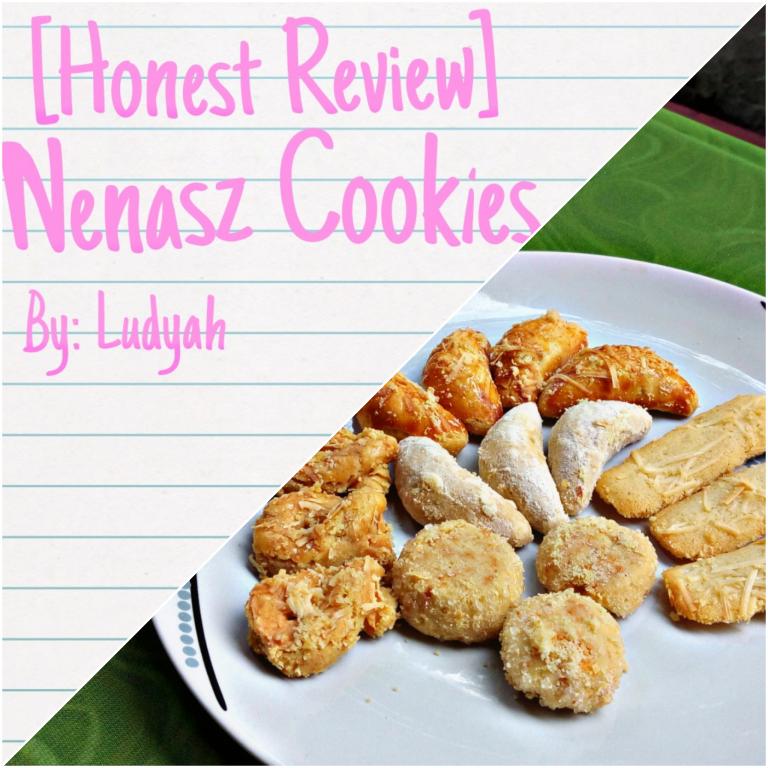 Nenasz Cookies, Camilan Sehat yang Enggak Bikin Melar