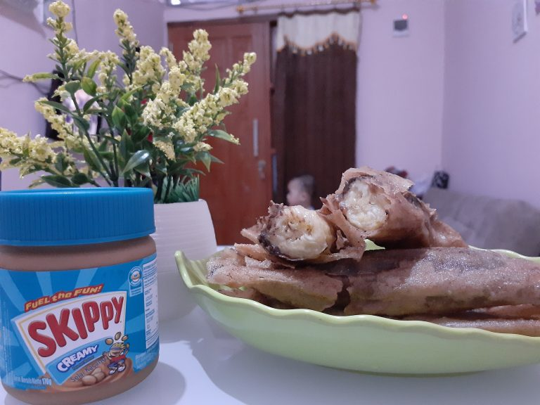 Resep Pisang Aroma Coklat with Skippy