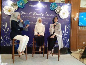 Ngabuburit Bareng #Hijupxmarcksvenus: Bersama Venus Cantik Sehat di Bulan Ramadhan