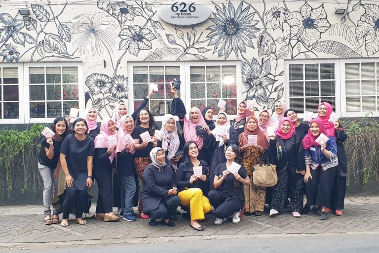 [New Experience] Firstly, Ikutan Beauty Workshop Bareng #IFBxLAKME yang Bikin Happy