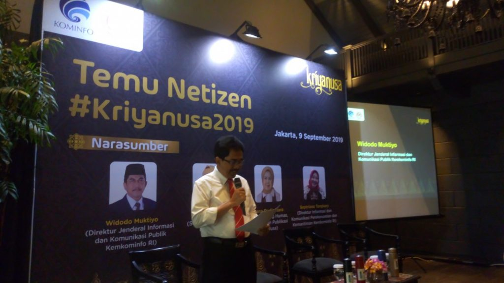 Kriya Nusa 2019