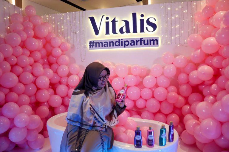 Nikmatnya Mandi Parfum Bersama Vitalis Body Wash