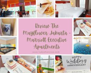 Review The Mayflower Jakarta – Marriott Executive Apartments