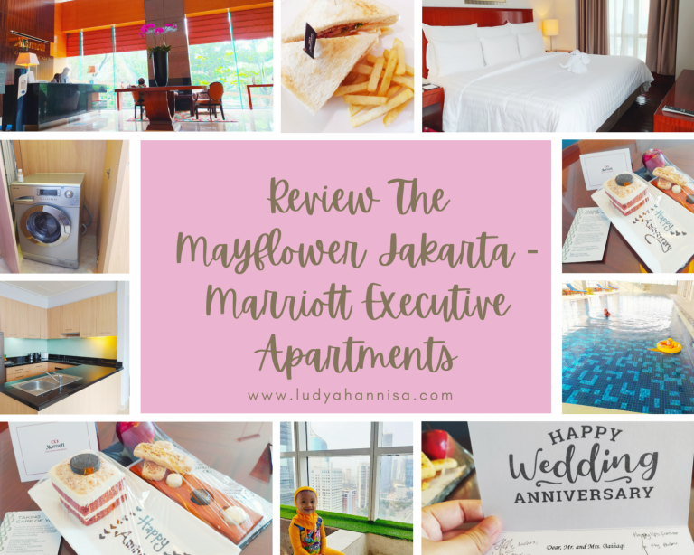 Review The Mayflower Jakarta – Marriott Executive Apartments