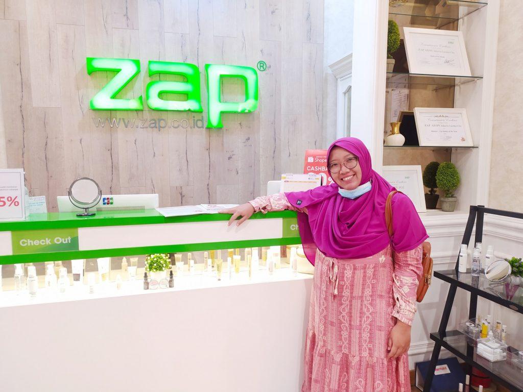 ZAP Clinic JGC AEON